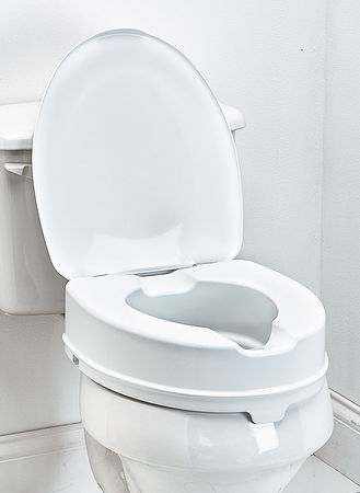 Strange Toilet Seat Riser With Lid Pdpeps Interior Chair Design Pdpepsorg